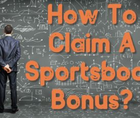 How To Claim A Sportsbook Bonus?