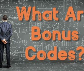 What Are Bonus Codes?