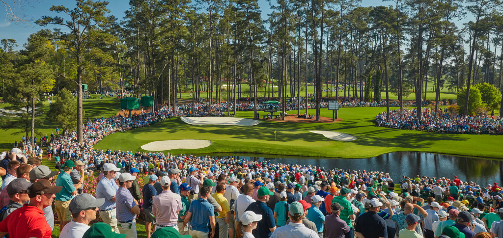 Opening Golf Odds For The 2021 Masters
