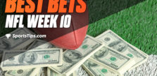 SportsTips' NFL Best Bets For Week 10