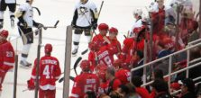 NHL Predictions on Where the Detroit Red Wings Will Finish the 2021 Season