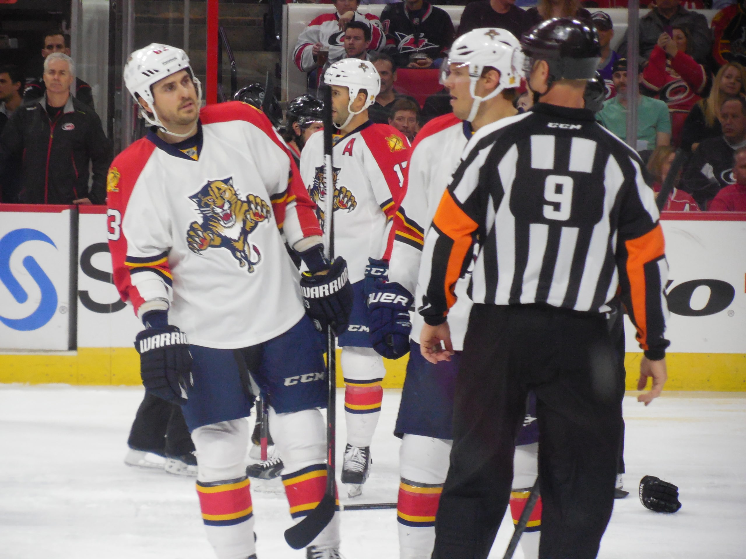 NHL Predictions on Where the Florida Panthers Will Finish the 2021 Season