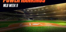 SportsTips' MLB Power Rankings 2021: Week 9