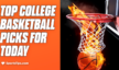 Top College Basketball Picks for Friday, January 22nd, 2021