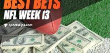 SportsTips' NFL Best Bets For Week 13