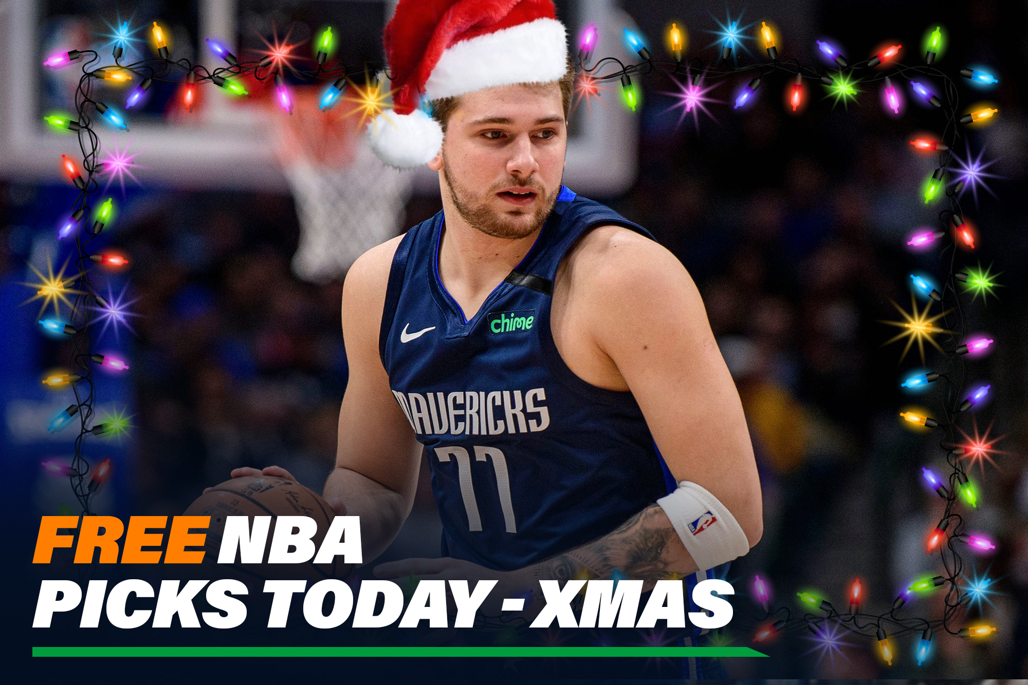 Free NBA Picks Today for Friday, December 25th, 2020