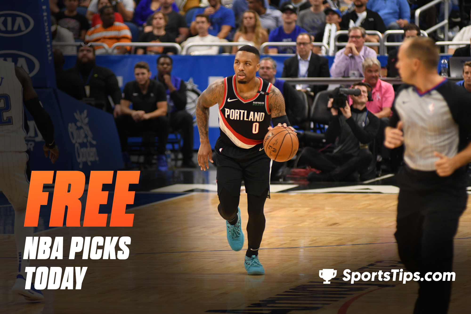 Free NBA Picks Today for Monday, February 22nd, 2021