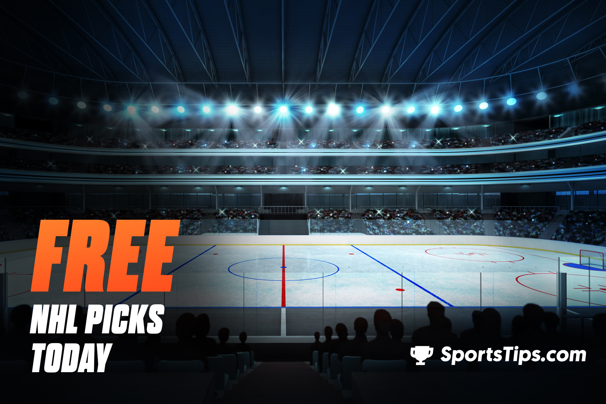Free NHL Picks Today for Sunday, February 21st, 2021