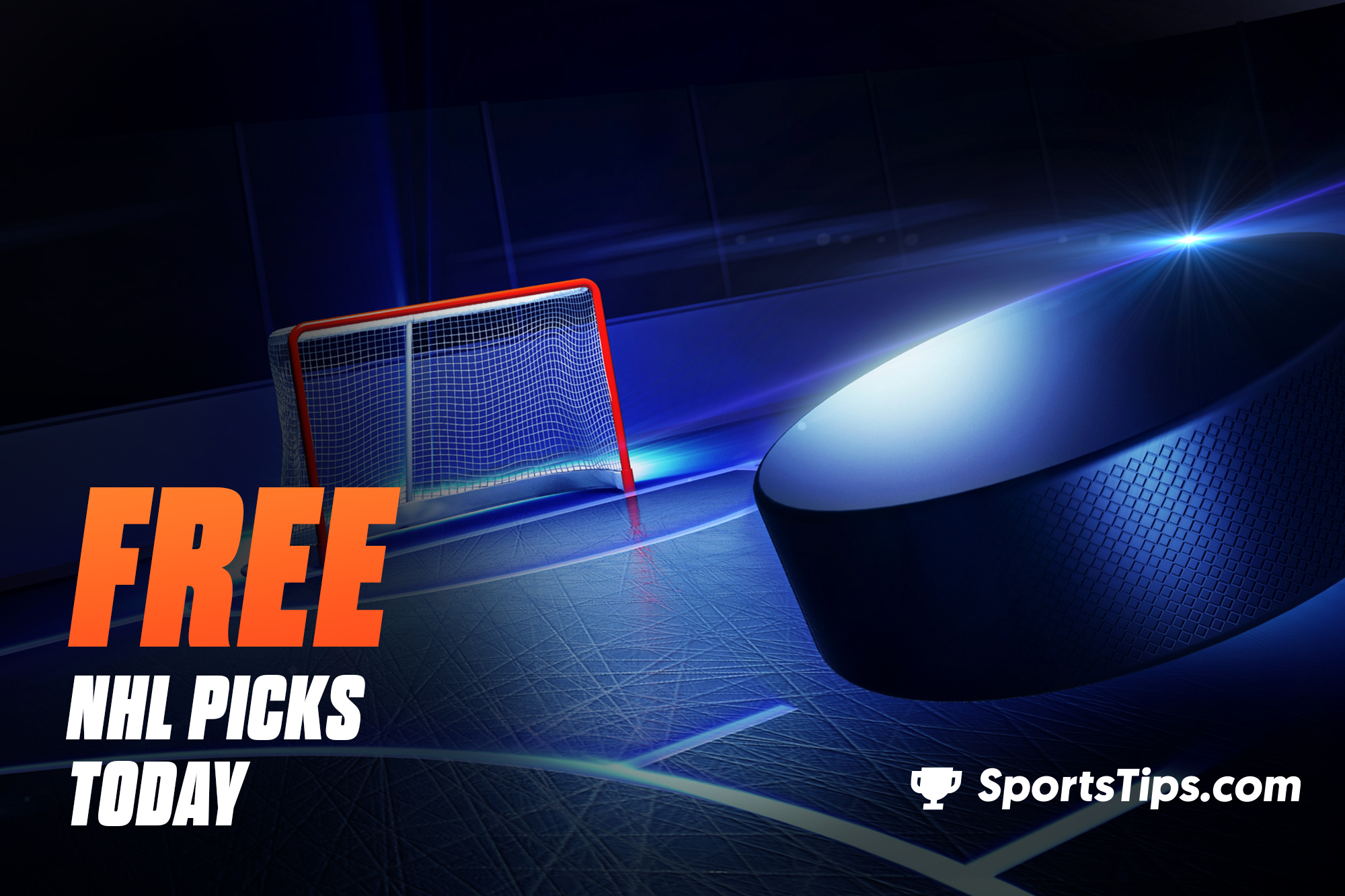 Free NHL Picks Today for Friday, January 29th, 2021