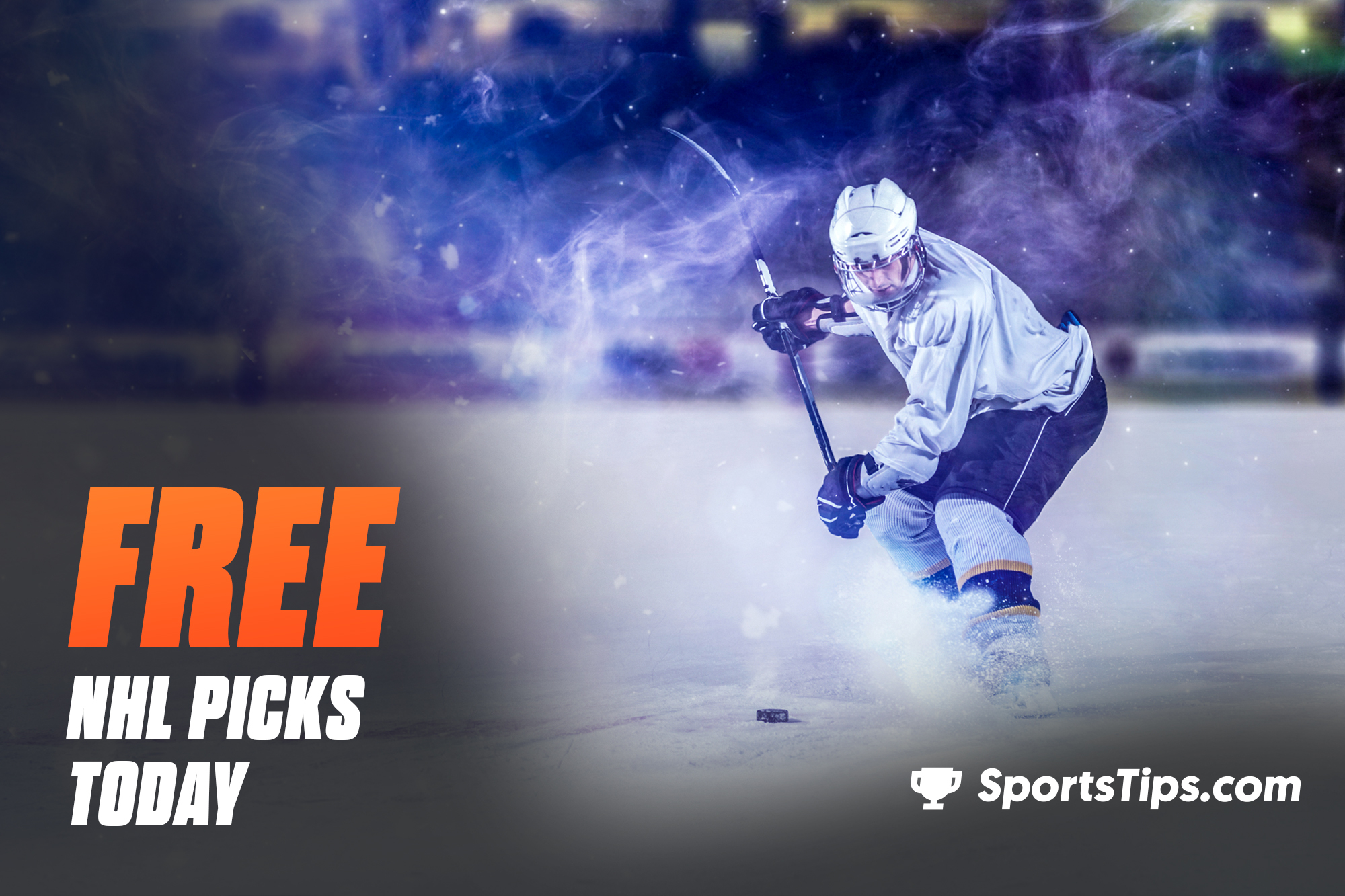 Free NHL Picks Today for Wednesday, February 24th, 2021