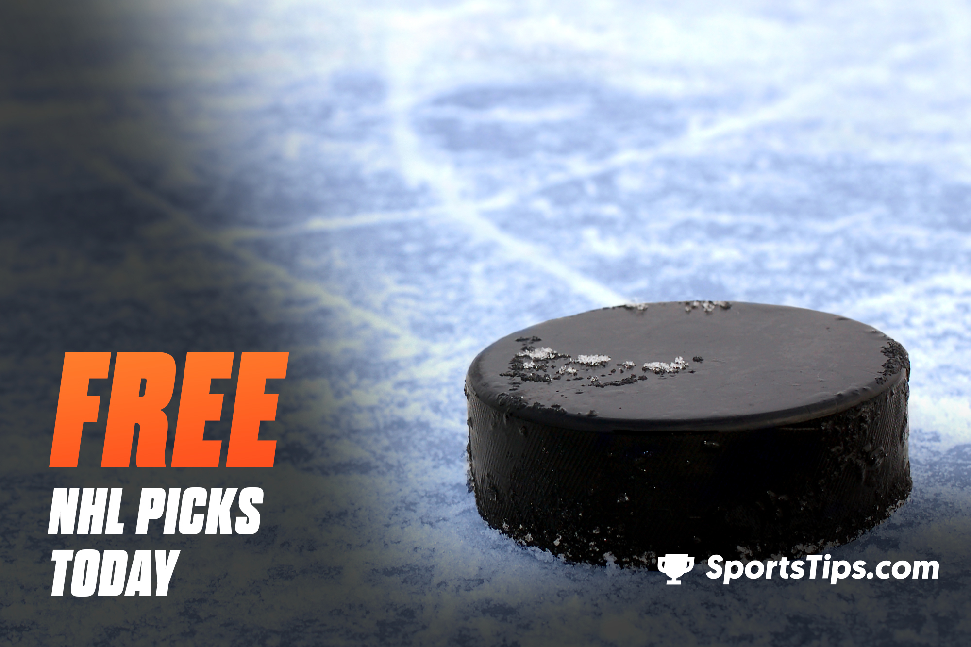 Free NHL Picks Today for Monday, February 15th, 2021