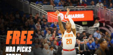 Free NBA Picks Today for Wednesday, January 6th, 2021