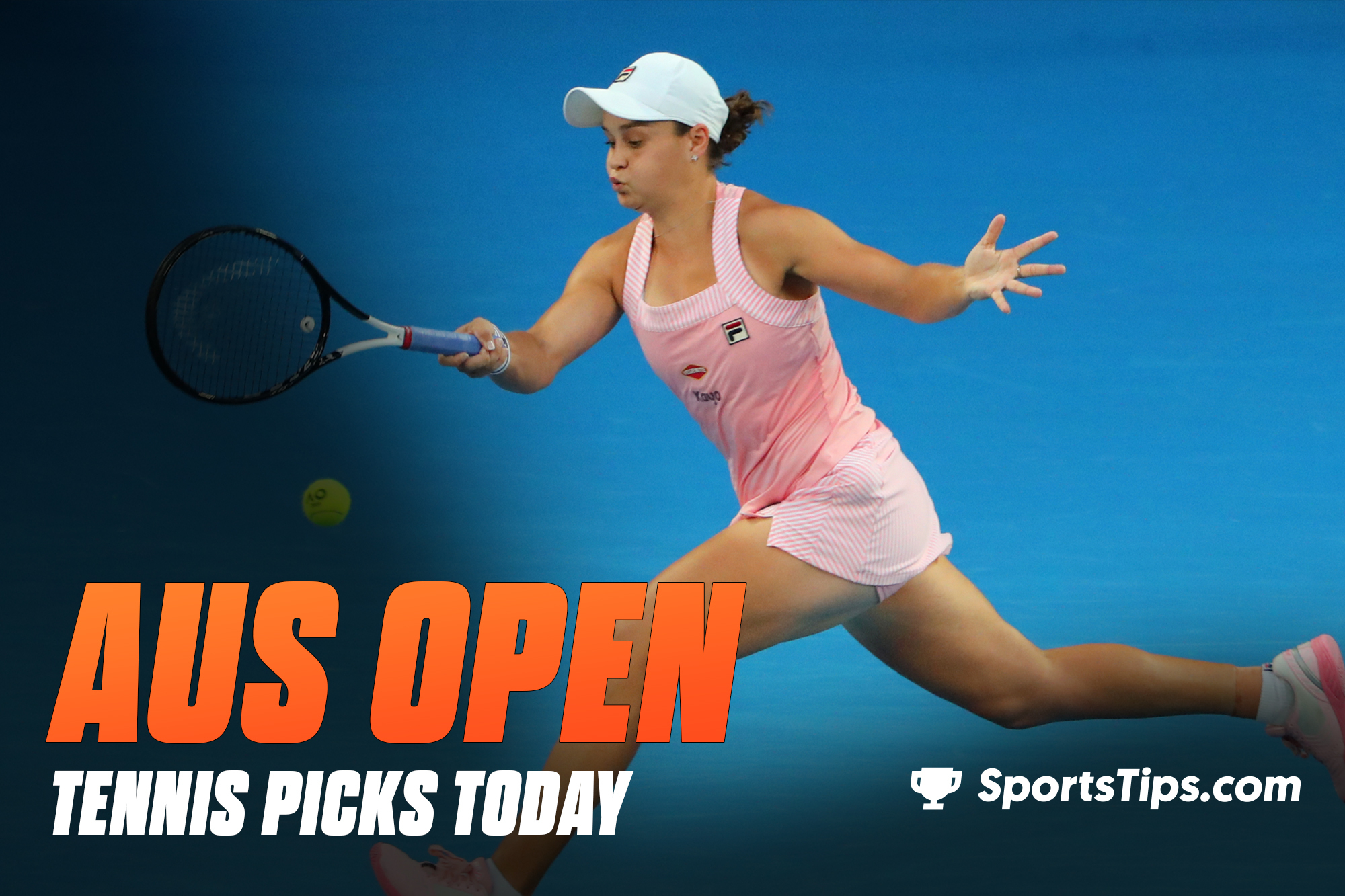 Tennis Predictions Today For The Australian Open – Sunday, 14th February, 2021