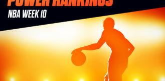 SportsTips' NBA Power Rankings 2021: Week 10