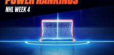 SportsTips' NHL Power Rankings 2021: Week 4