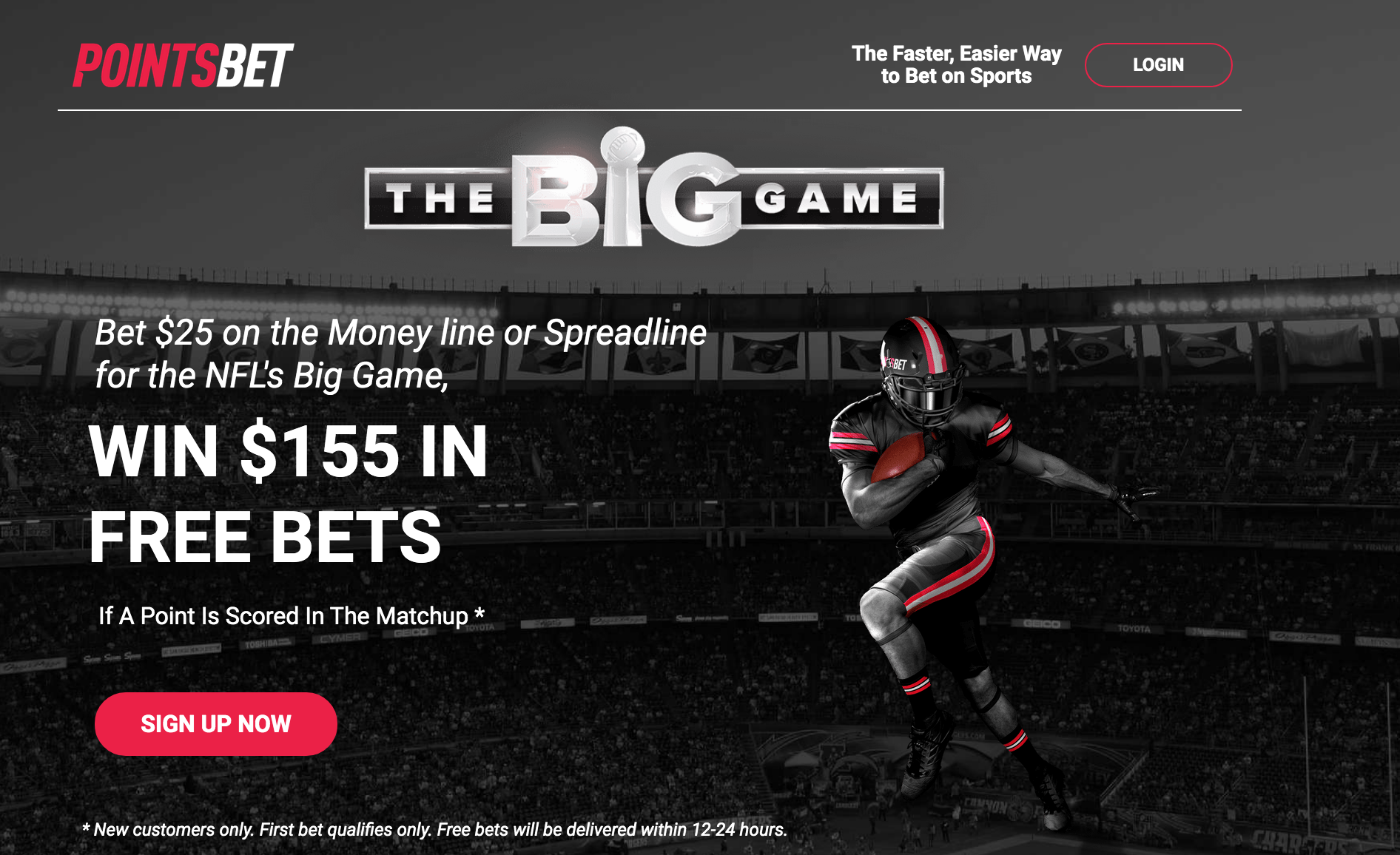 PointsBet Free Bets: SportsTips' Exclusive Super Bowl Offer!