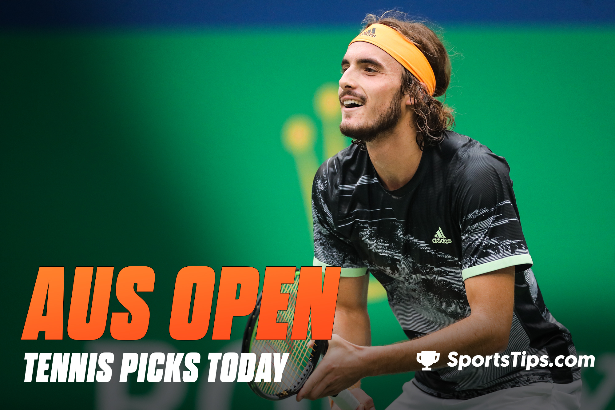Tennis Predictions Today For The Australian Open – Monday, 8th February, 2021