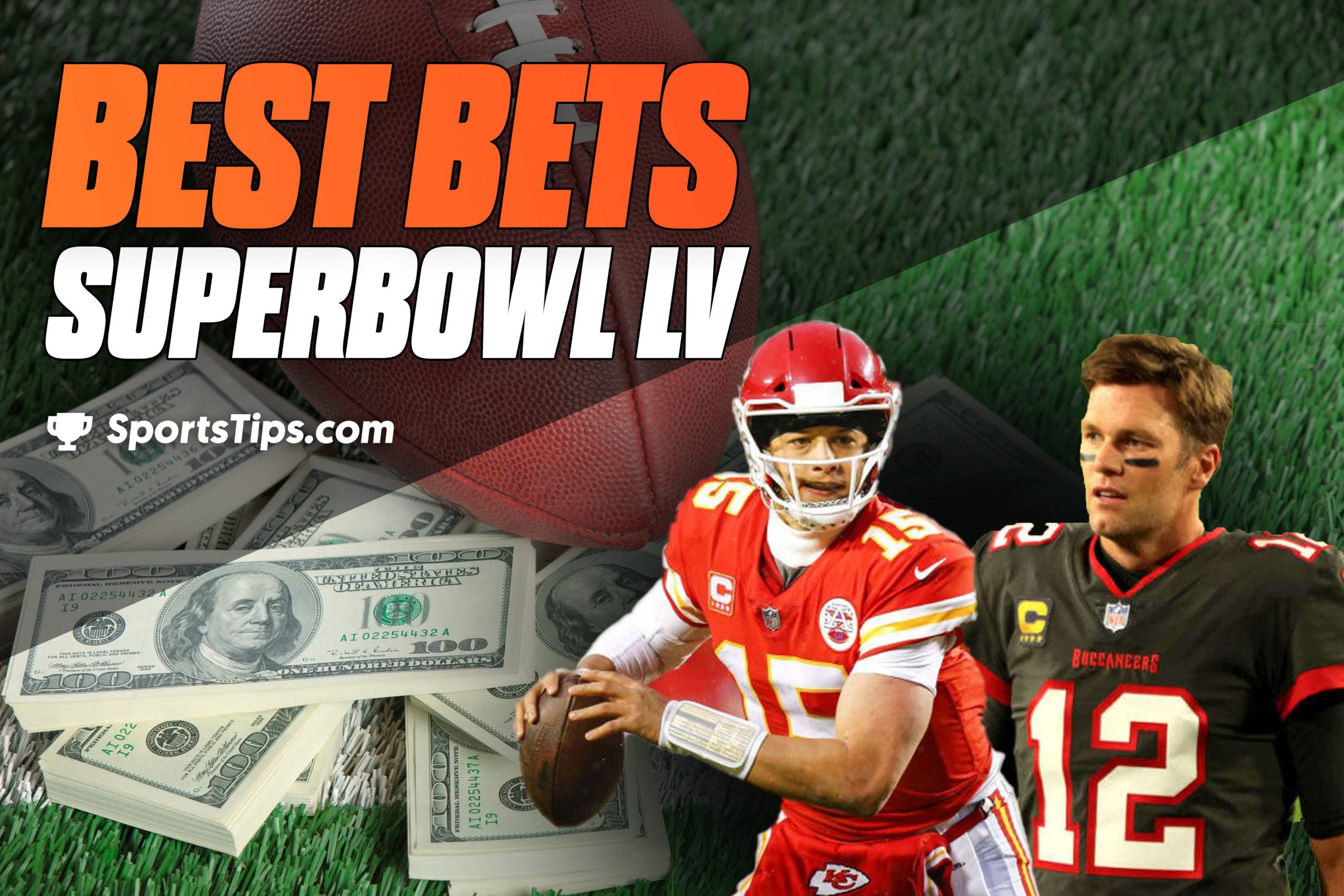SportsTips' NFL Best Bets For Super Bowl LV