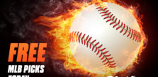 Free MLB Picks Today for Monday, April 19th, 2021
