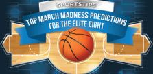 Top March Madness Predictions for Elite 8: Tuesday, March 30th, 2021