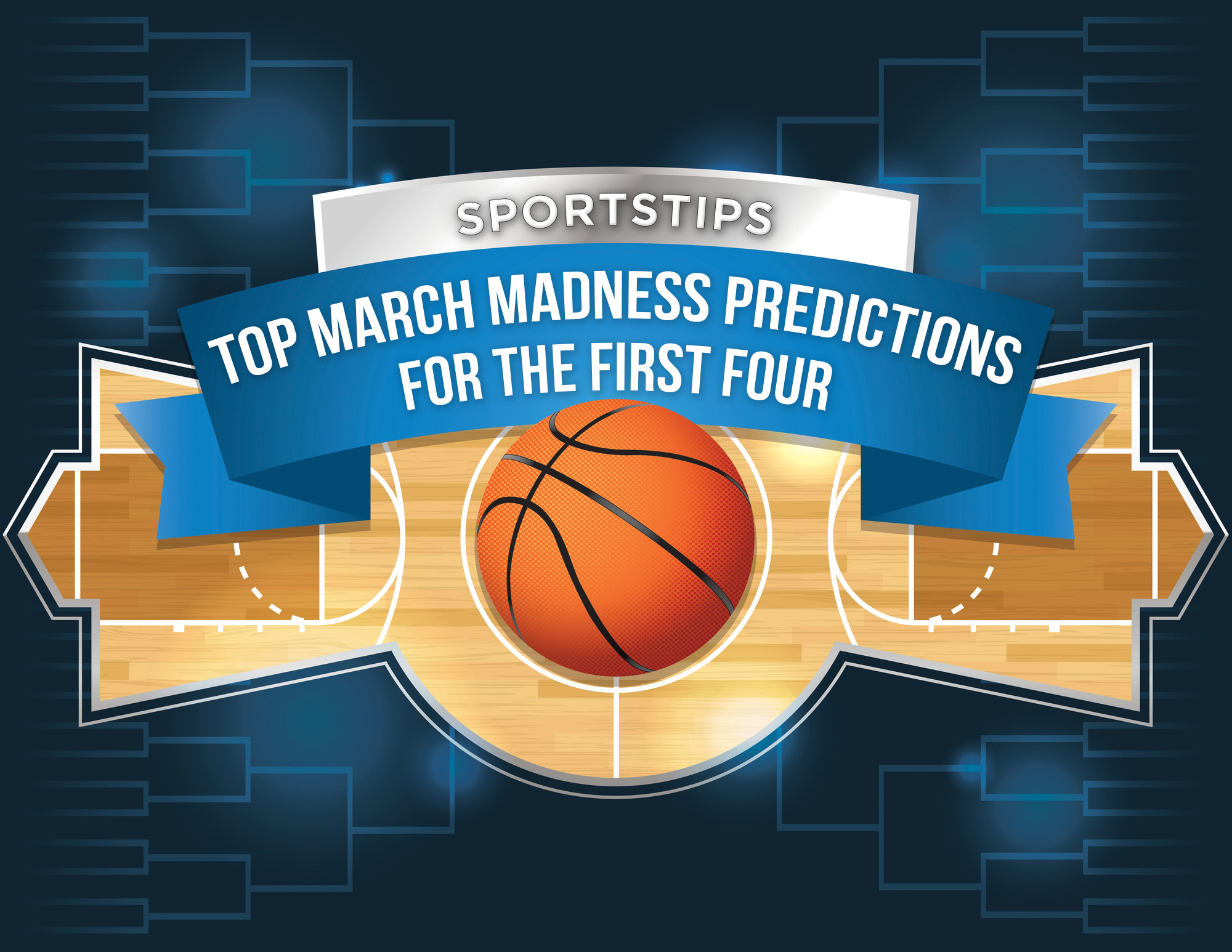 Top March Madness Predictions for First Four on Thursday, March 18th, 2021