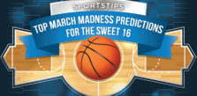 Top March Madness Predictions for Sweet 16: Saturday, March 27th, 2021